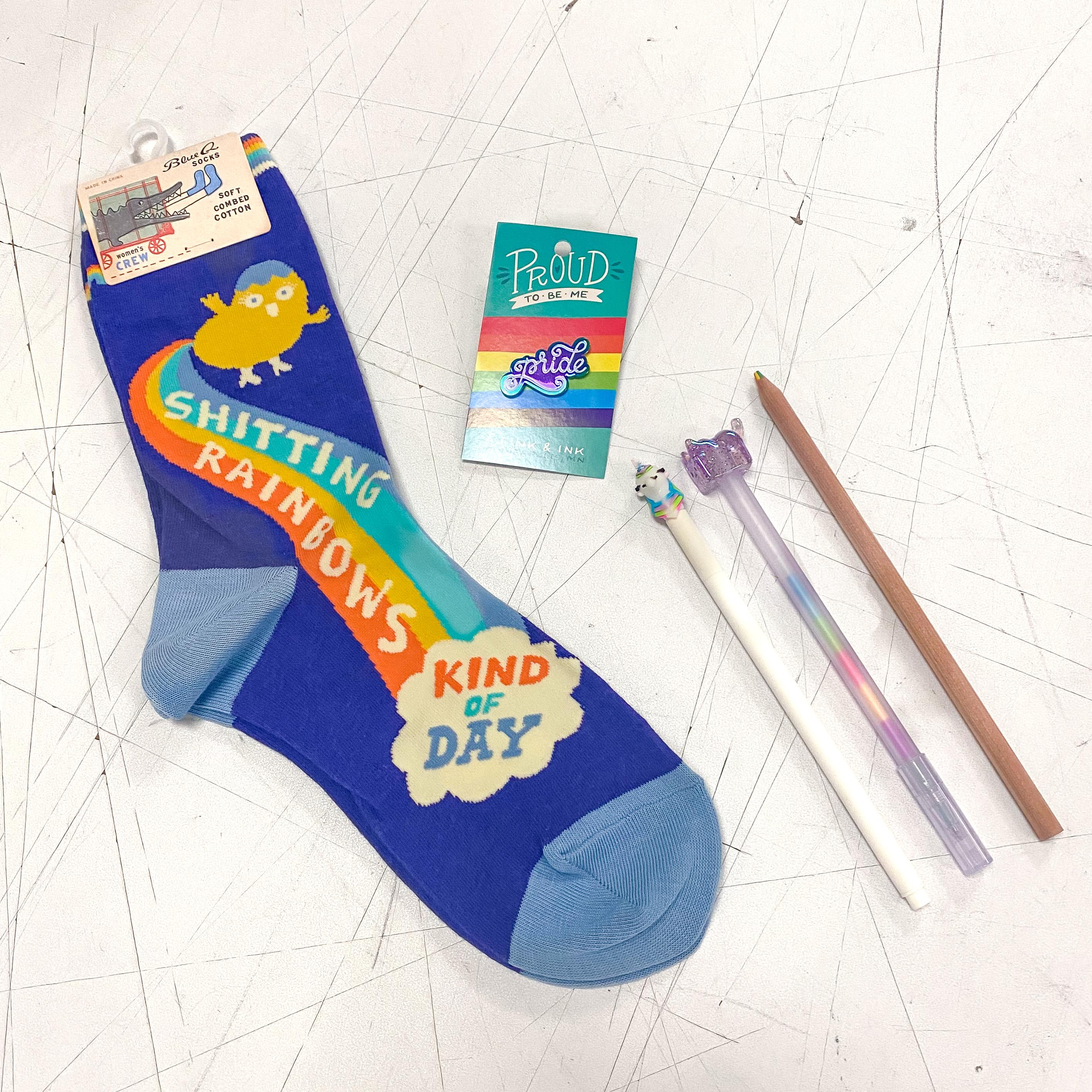 Shitting Rainbows Pride Kit!
