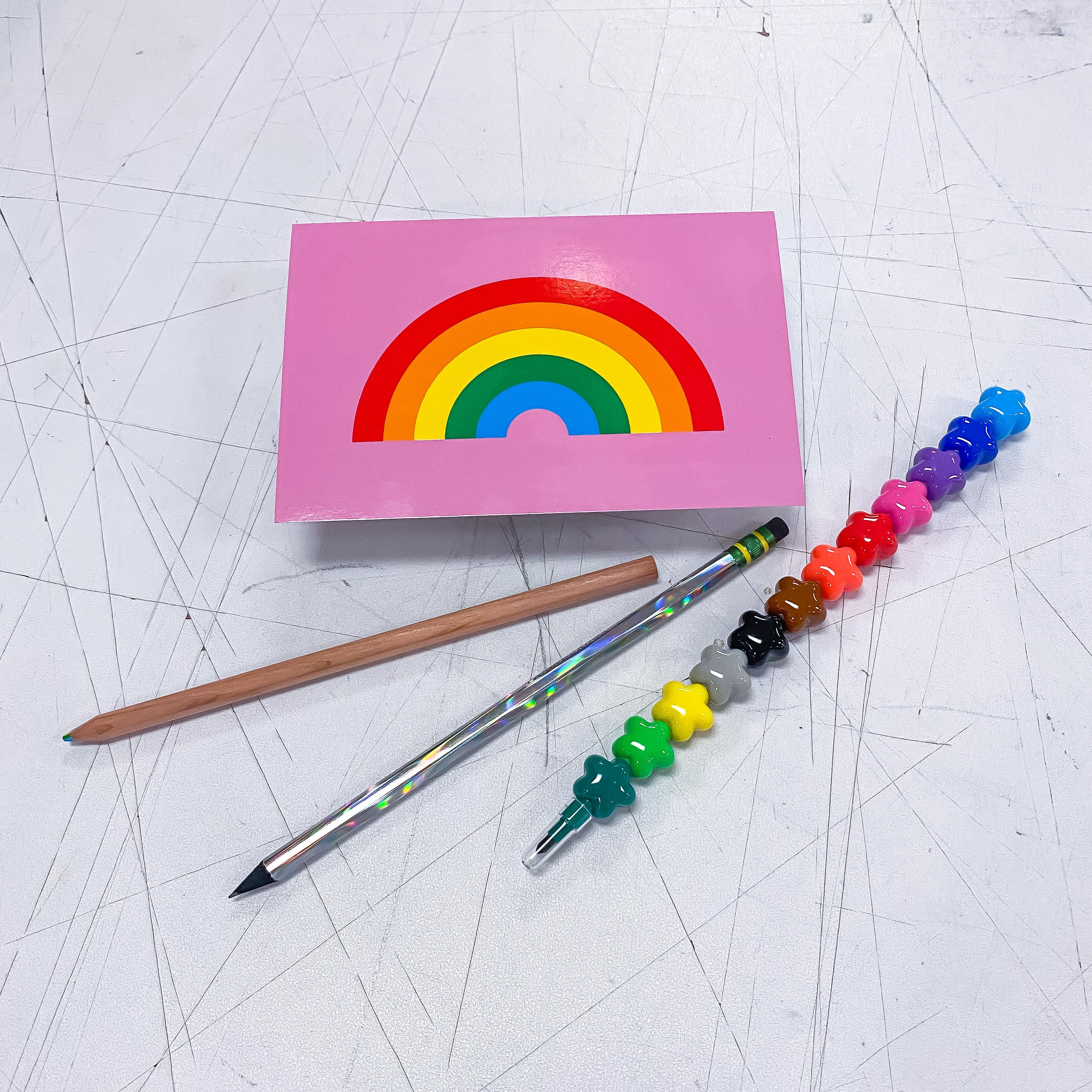 Rainbow Writer Kit