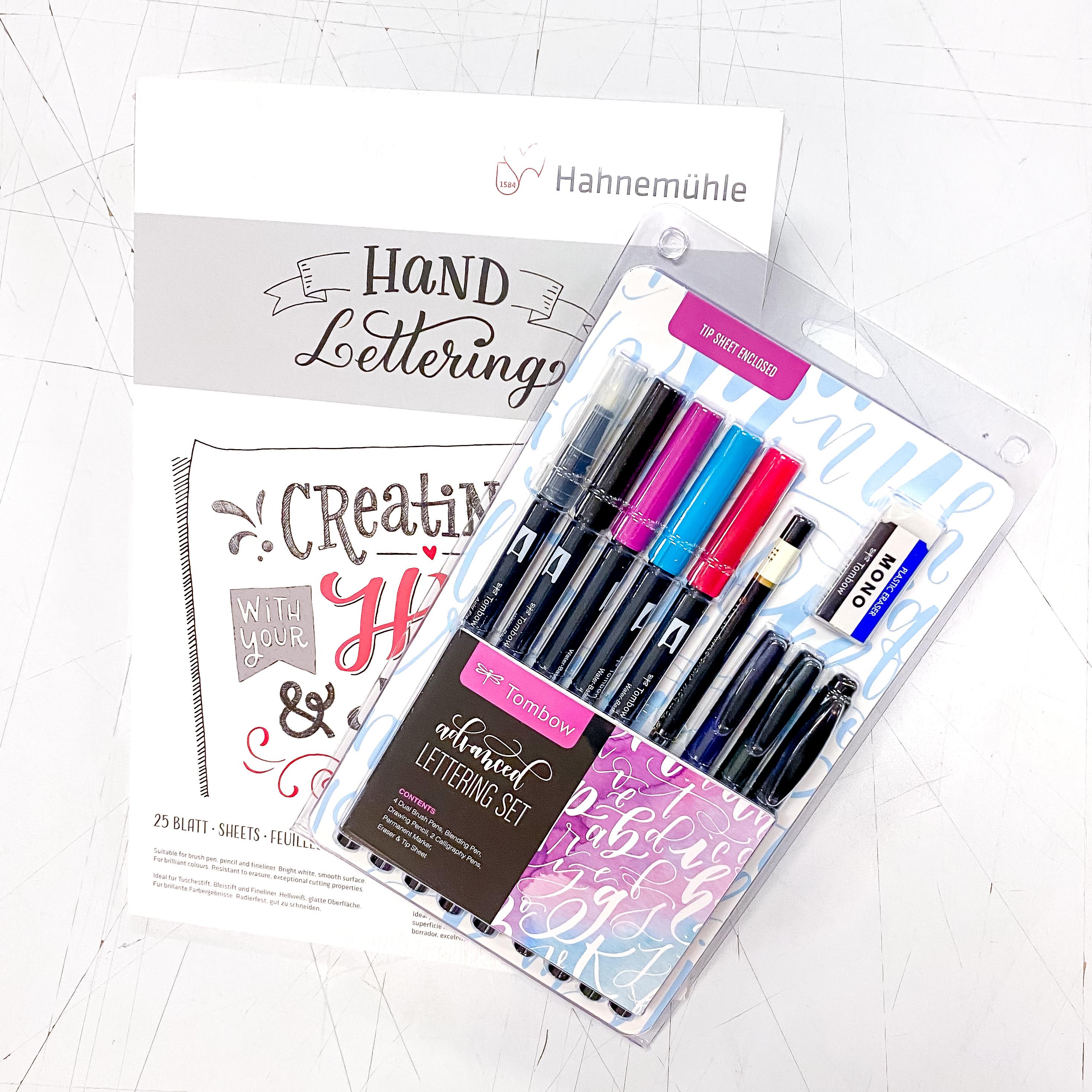 Hand Lettering Kit!