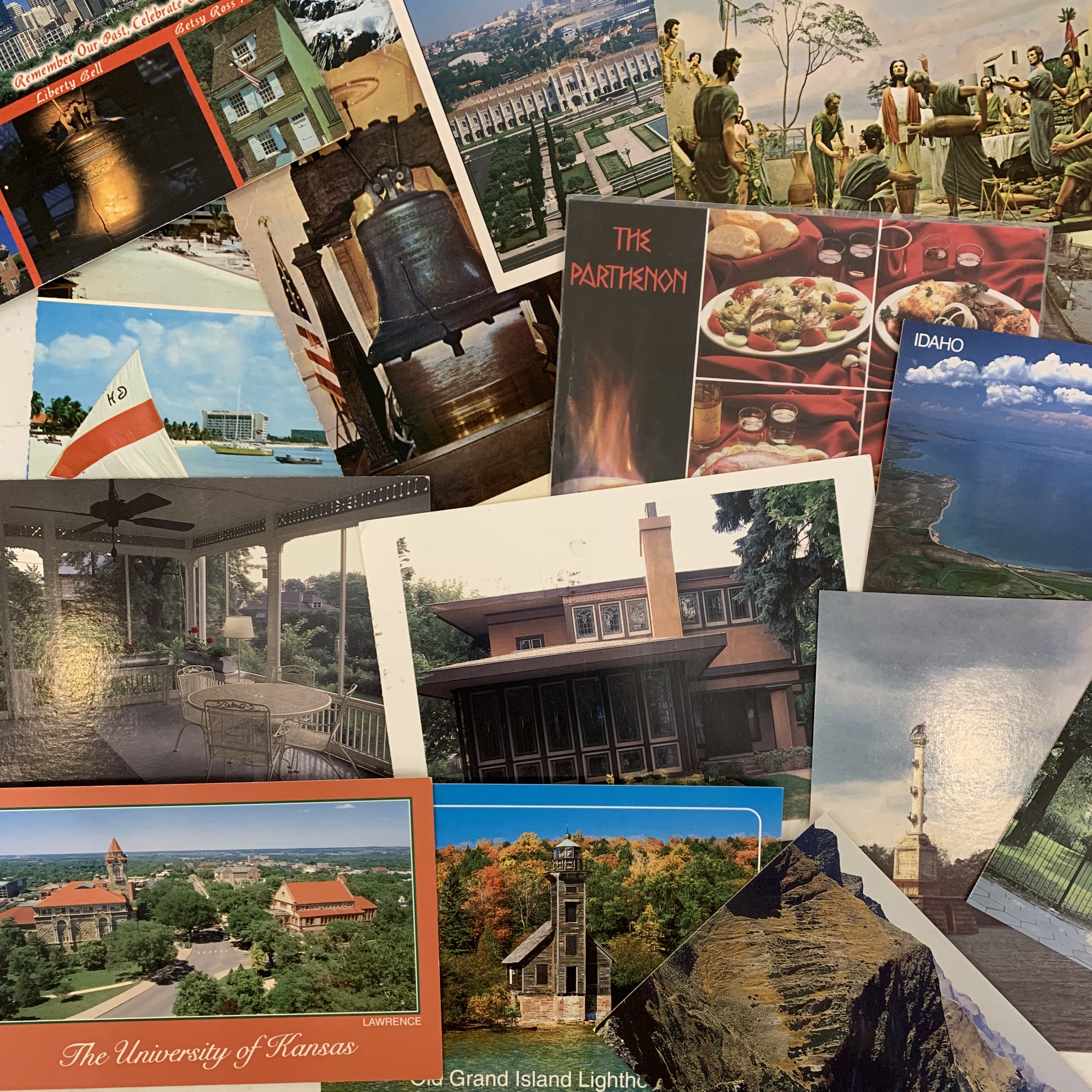 Idea Store x Art Coop: Baker's Dozen Postcards