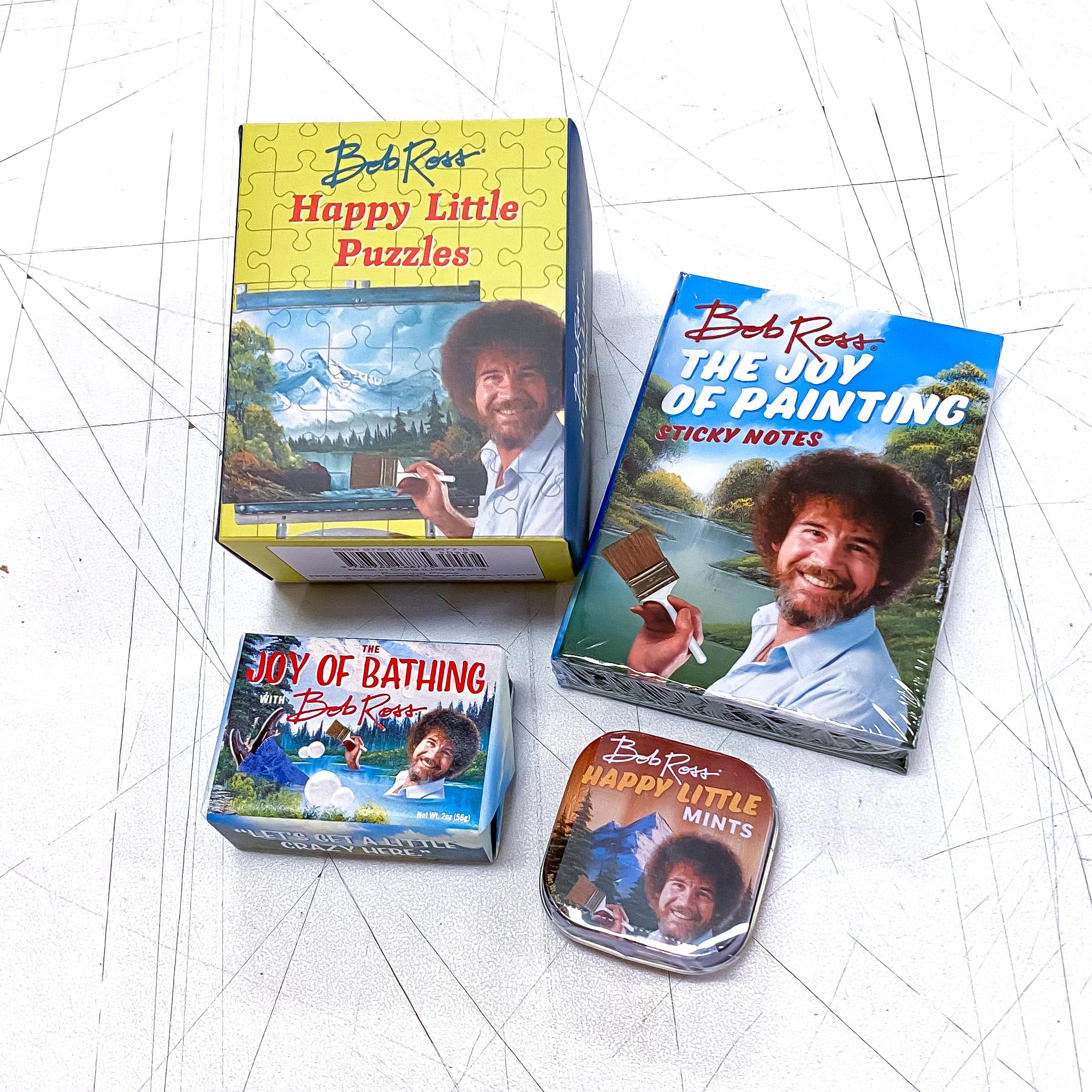 Bob Ross Happy Little Kit!
