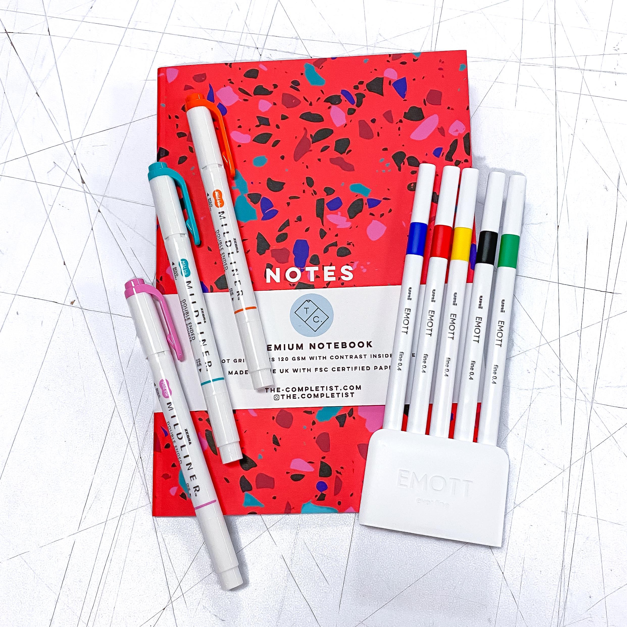 Dot Grid Journal Kit
