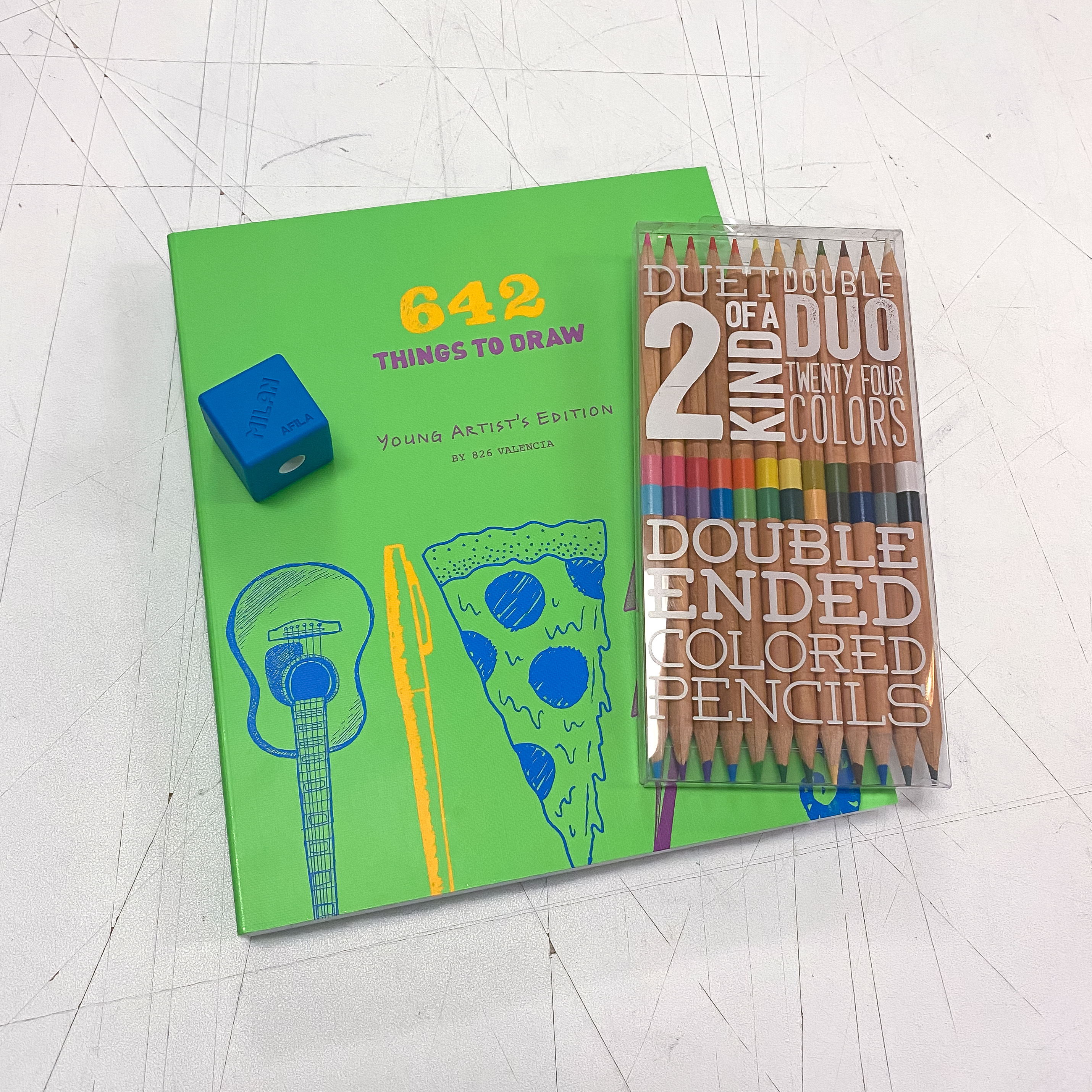 642 Things to Draw Kit (Young Artist's Edition!)