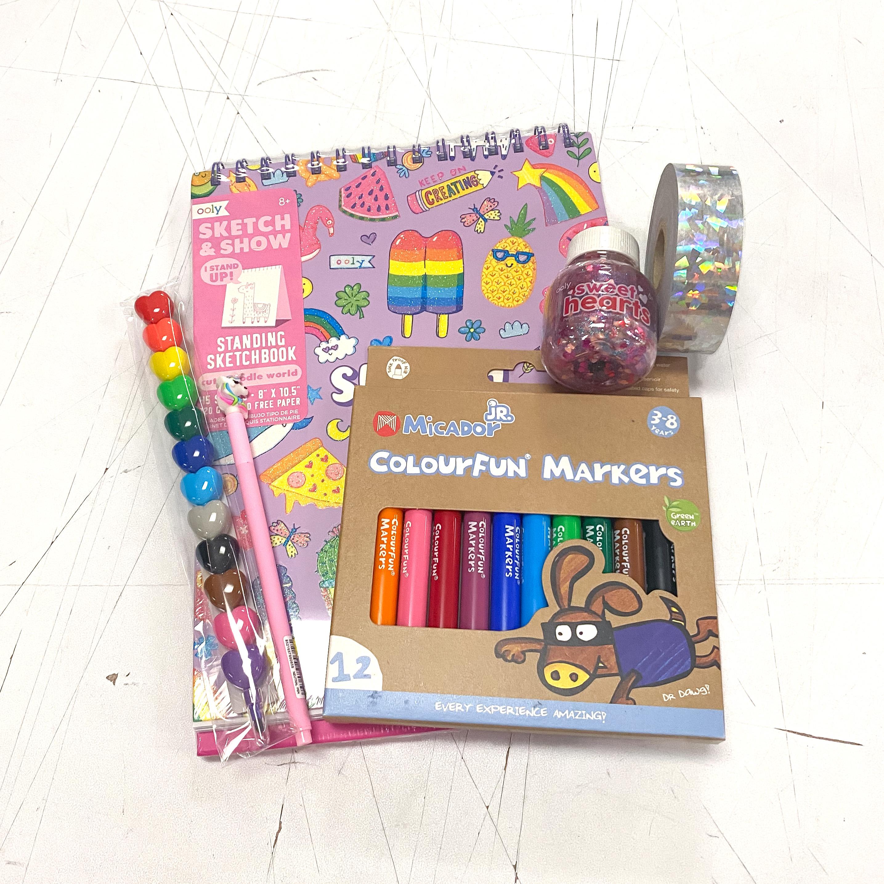 Rainbow Unicorn Sparkle Kit!