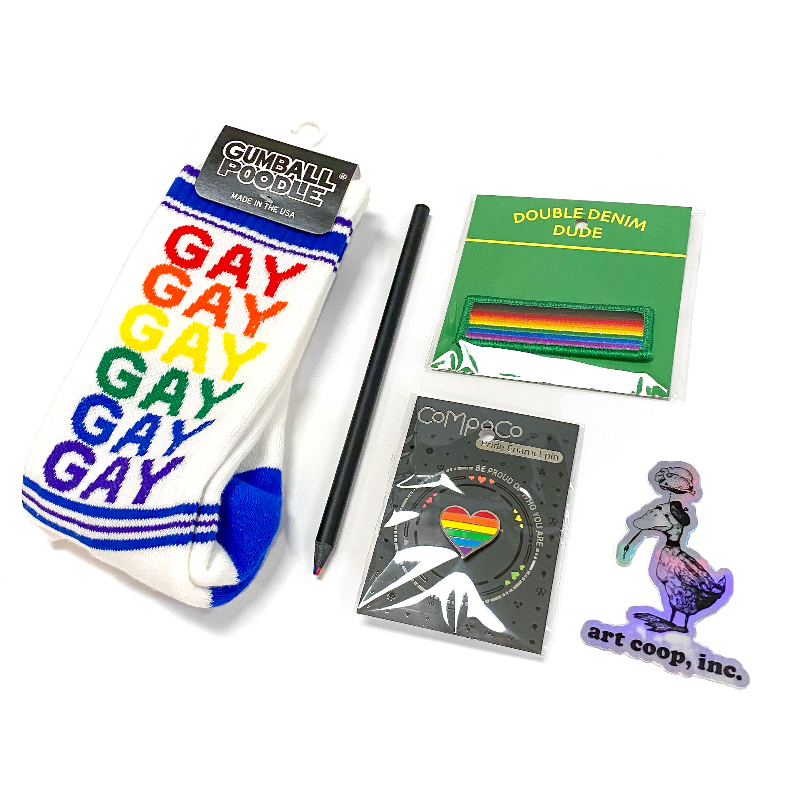 GAYGAYGAYGAYGAYGAY Rainbow Kit