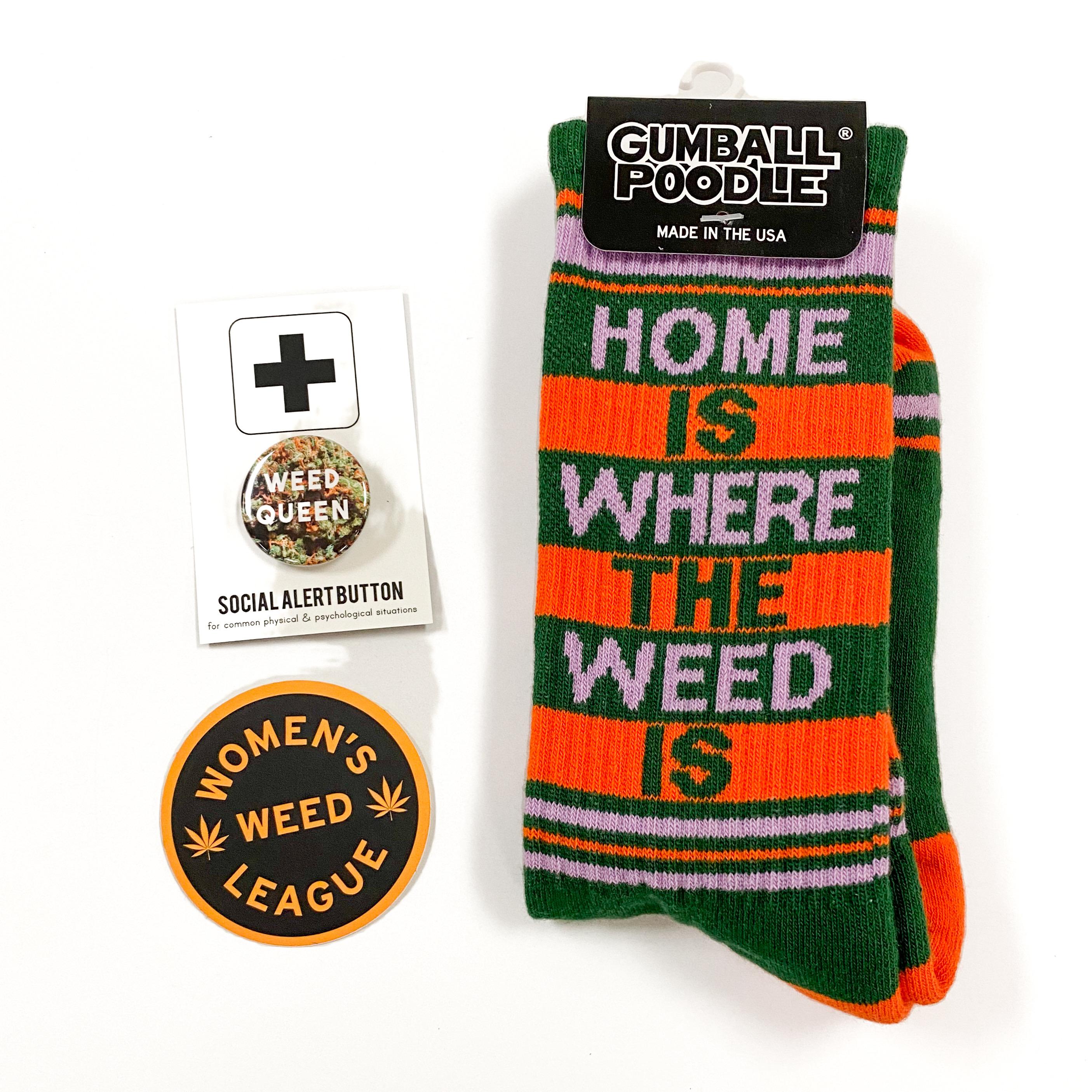 Weed Queen Kit