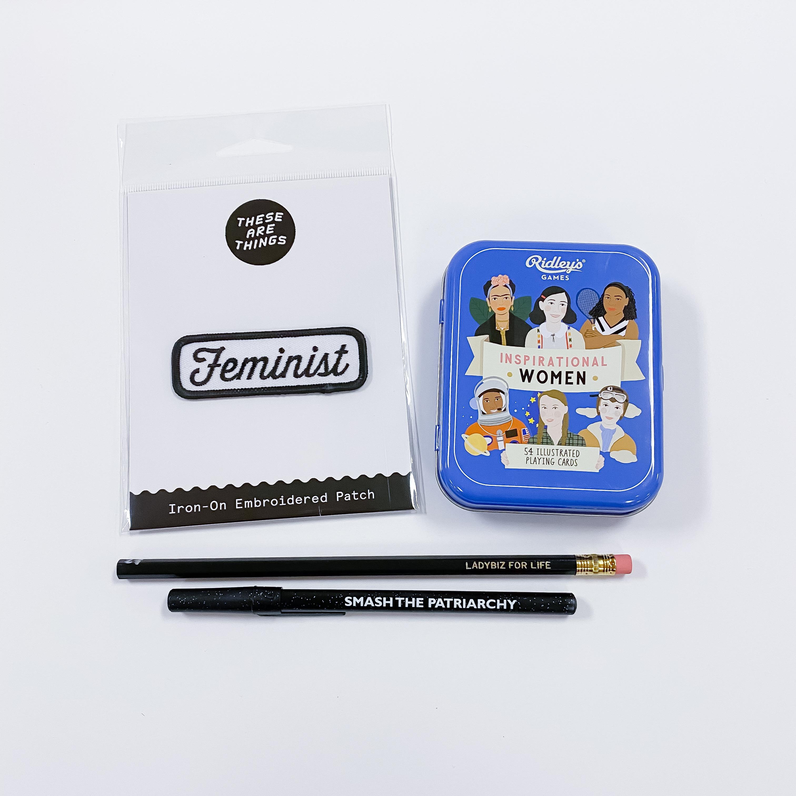 Inspirational Feminist Kit
