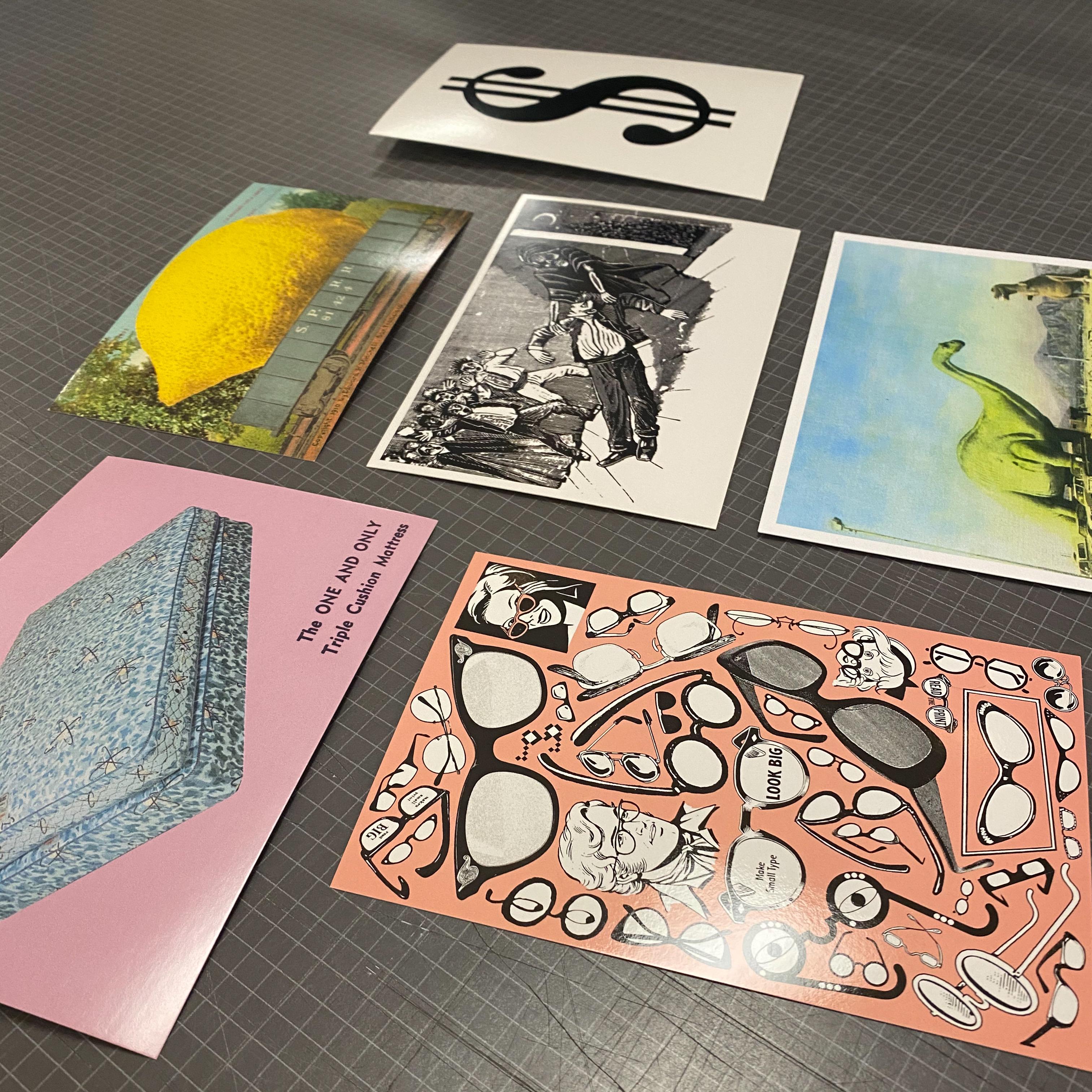 Dealer's Choice Postcard Kit!