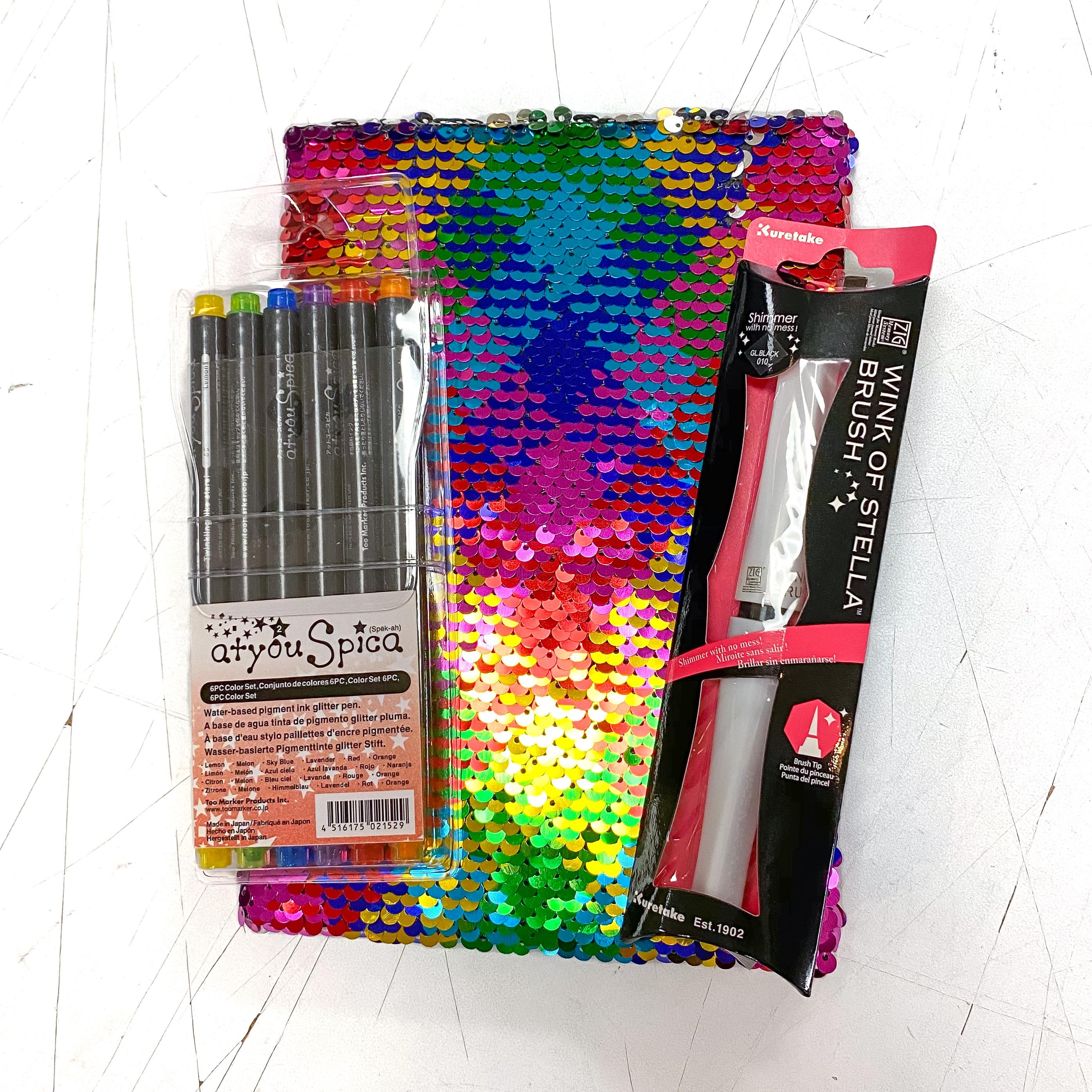 Super Rainbow Sparkle Kit!!!