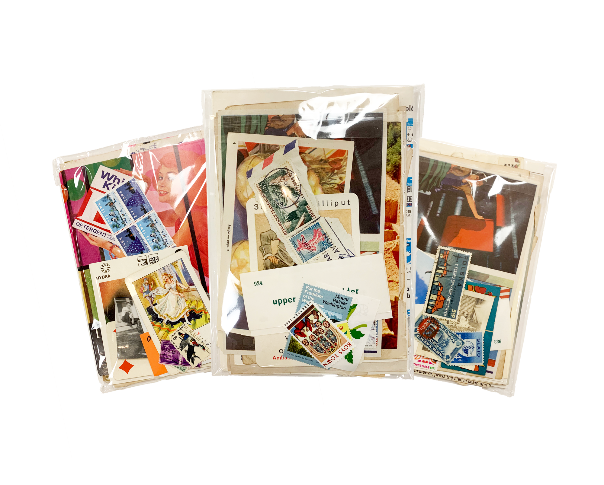 Idea Store x Art Coop: Ephemera Packs
