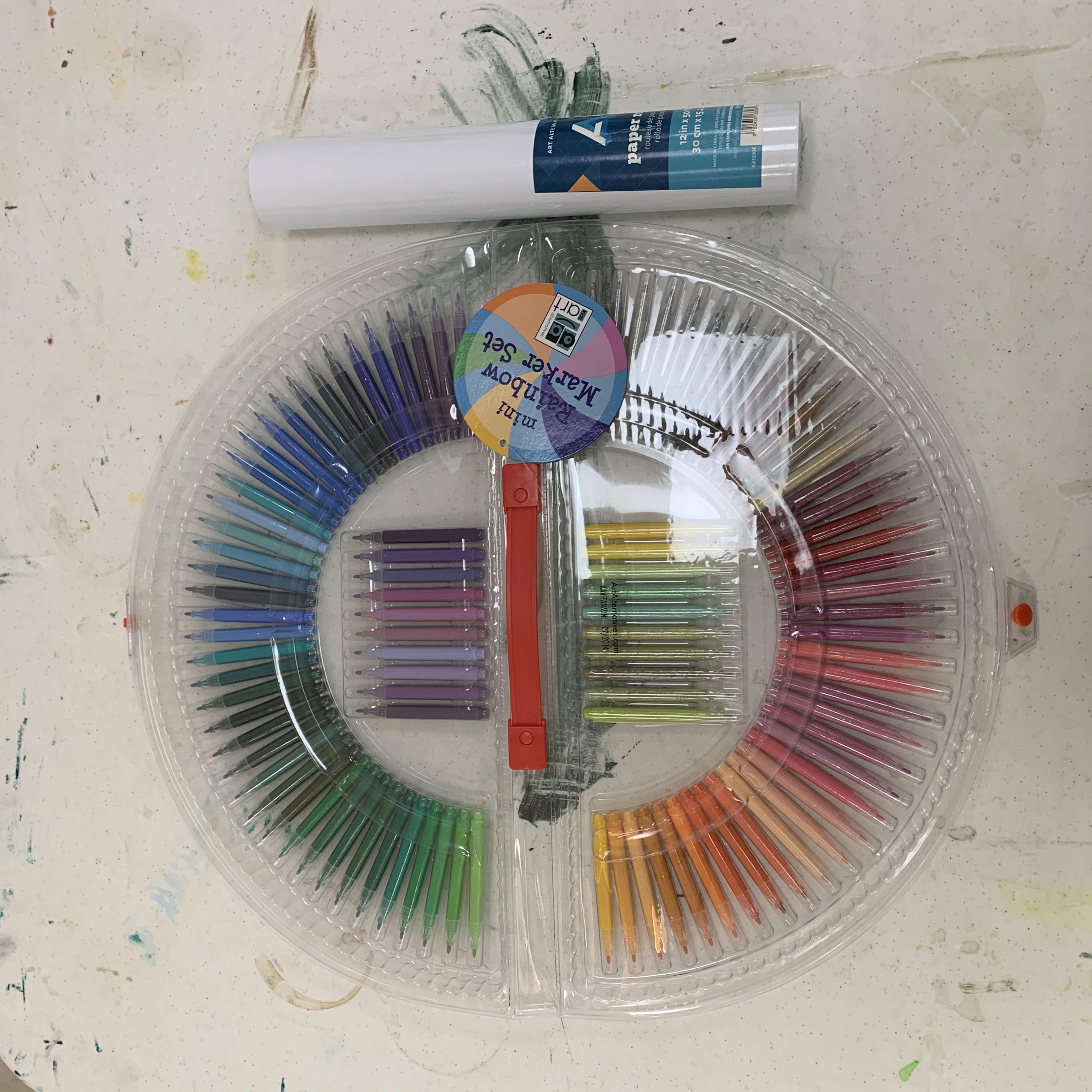 Cheery Rainbow Banner Kit