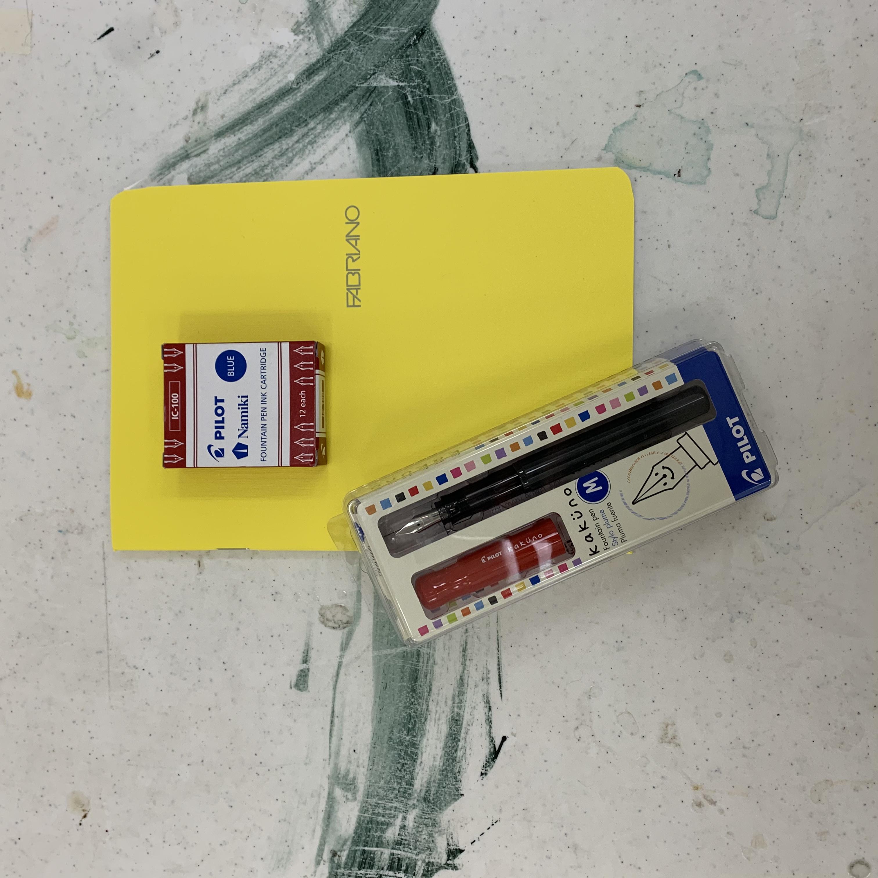 Fountain Pen Starter Kit