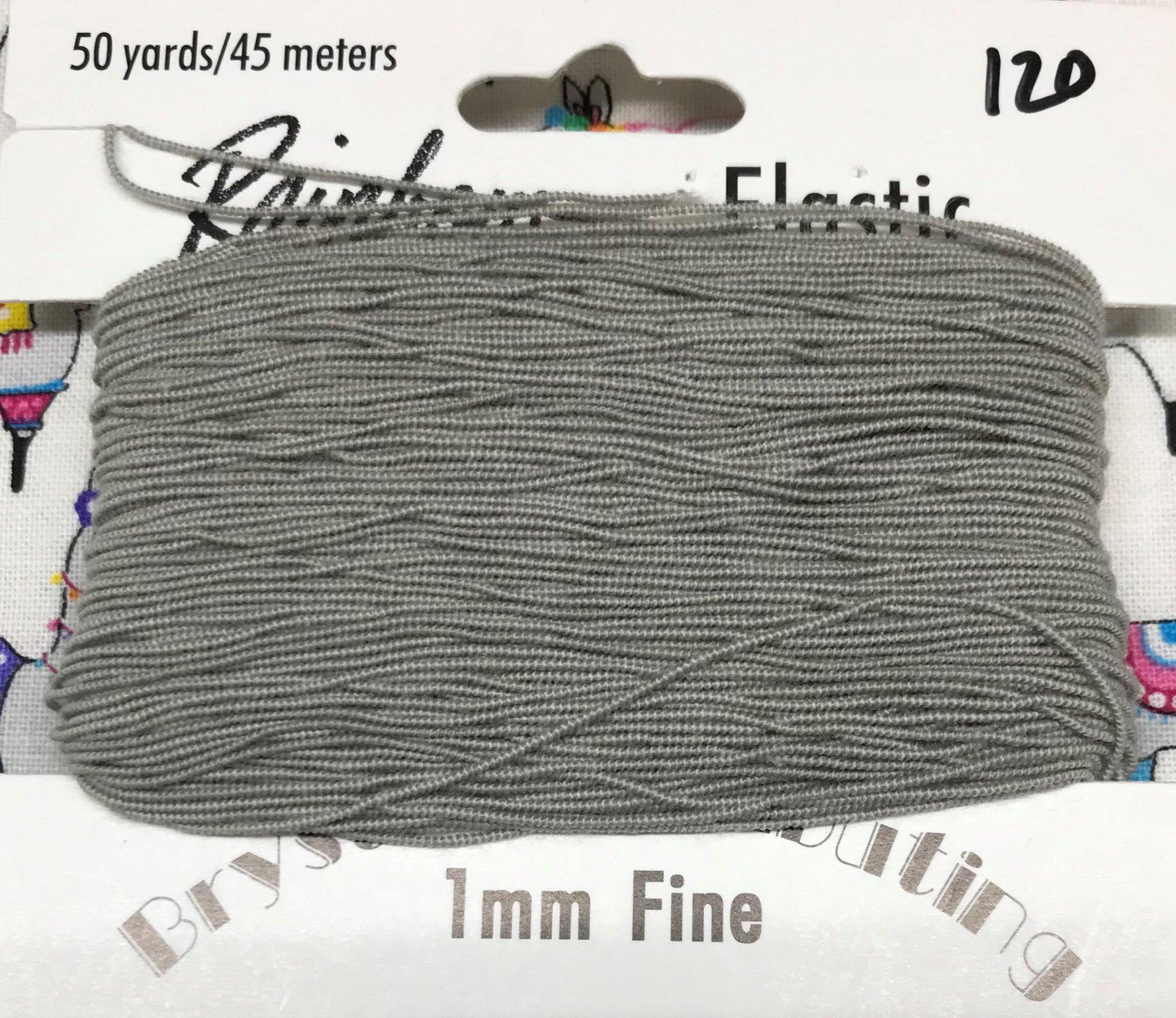 Fog, 1mm Fine-50y Elastic