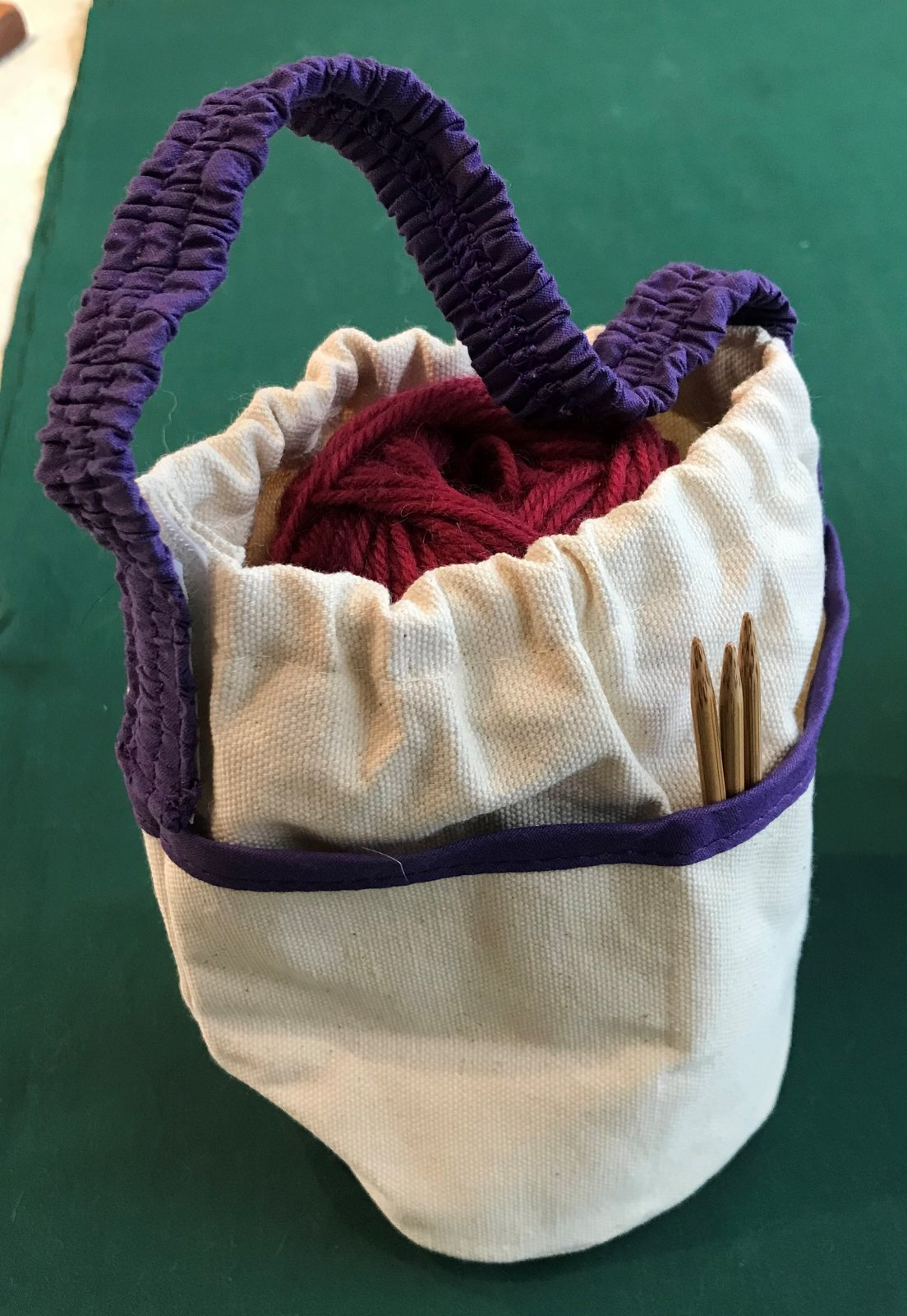 Port-a-Pocket Project Pouch Natural