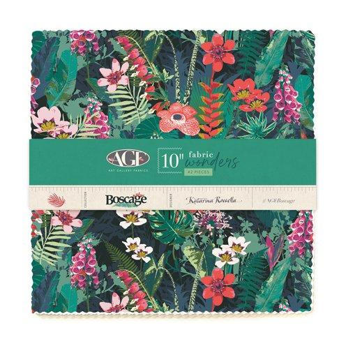 Boscage 10 Fabric Wonders