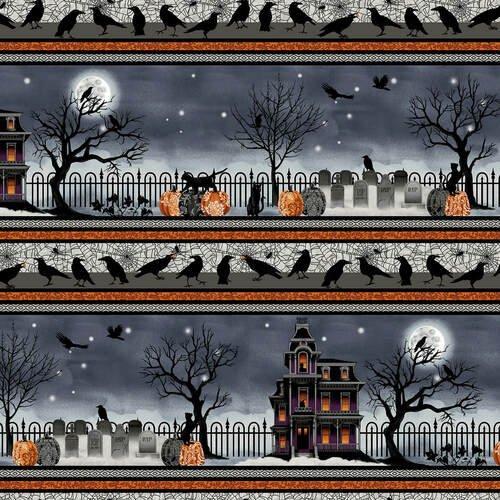 Spooky Night - Spooky Night Border
