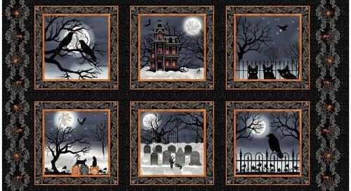 Spooky Night - 10.5 Spooky Night Blocks