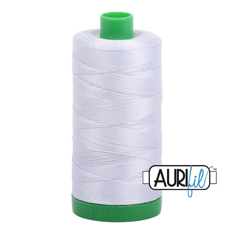 Aurifil Cotton Mako Thread 40wt - Dove