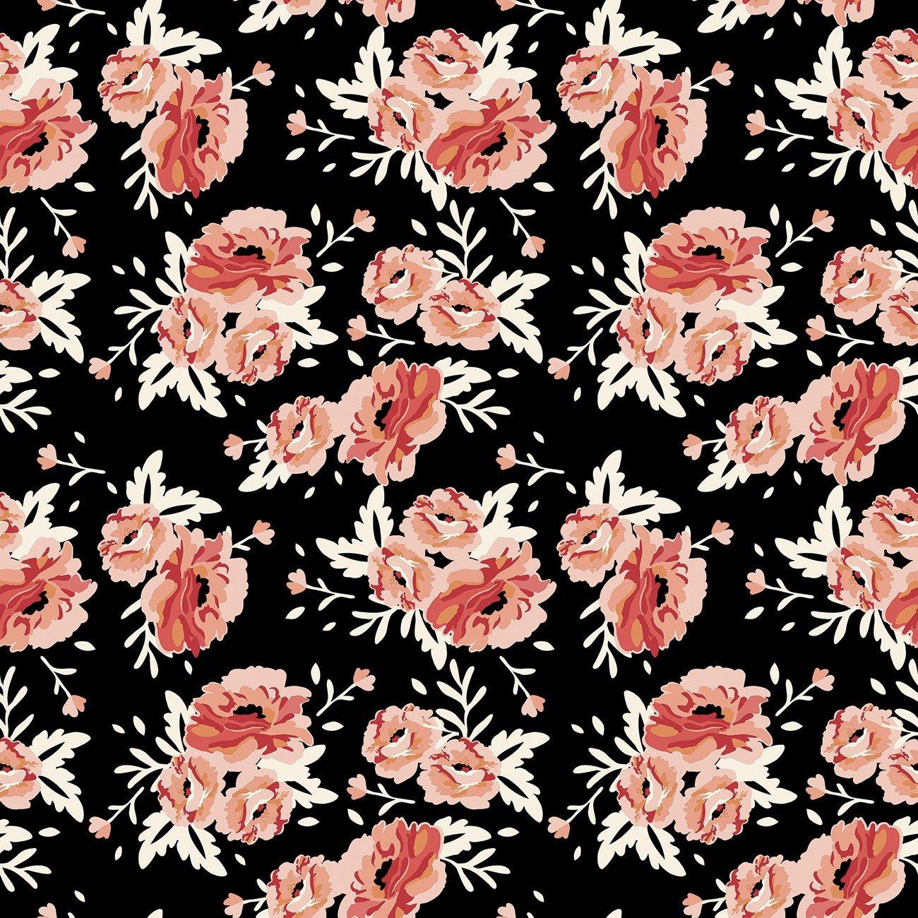 Ava Kate Bouquet Black