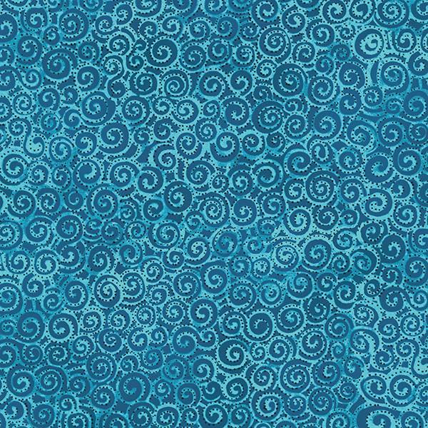 Basic Swirl Aqua