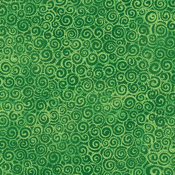 Basic Swirl Green