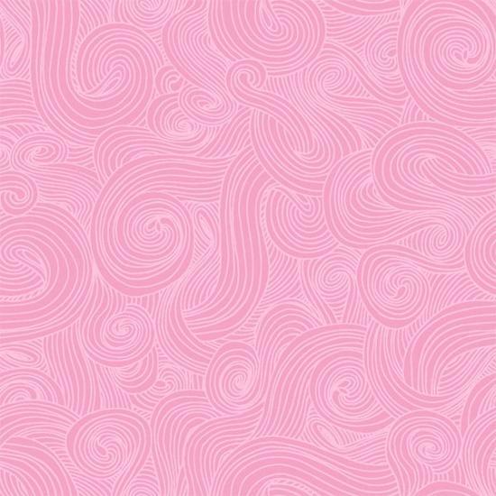 Just Color! Swirl - Carnation