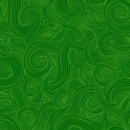 Just Color! Swirl - Green