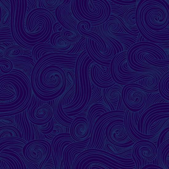 Just Color! Swirl - Navy