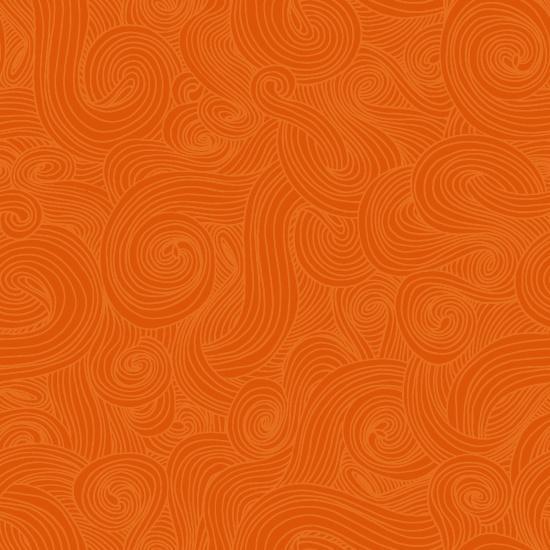 Just Color! Swirl - Orange