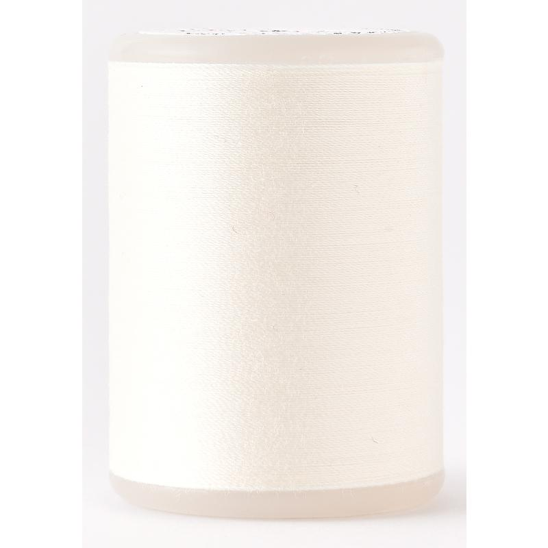 Lecien Tsu Mu Gi 40wt Cotton Thread White