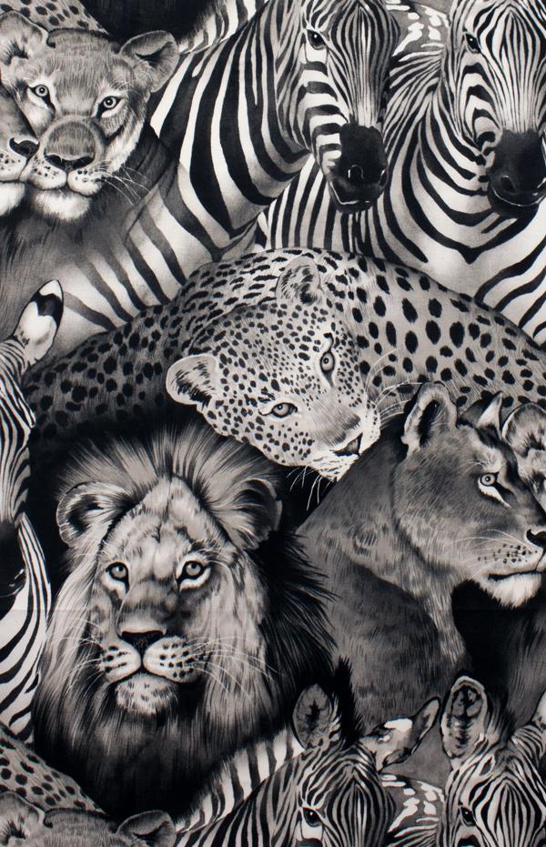Lion Eyes - Black