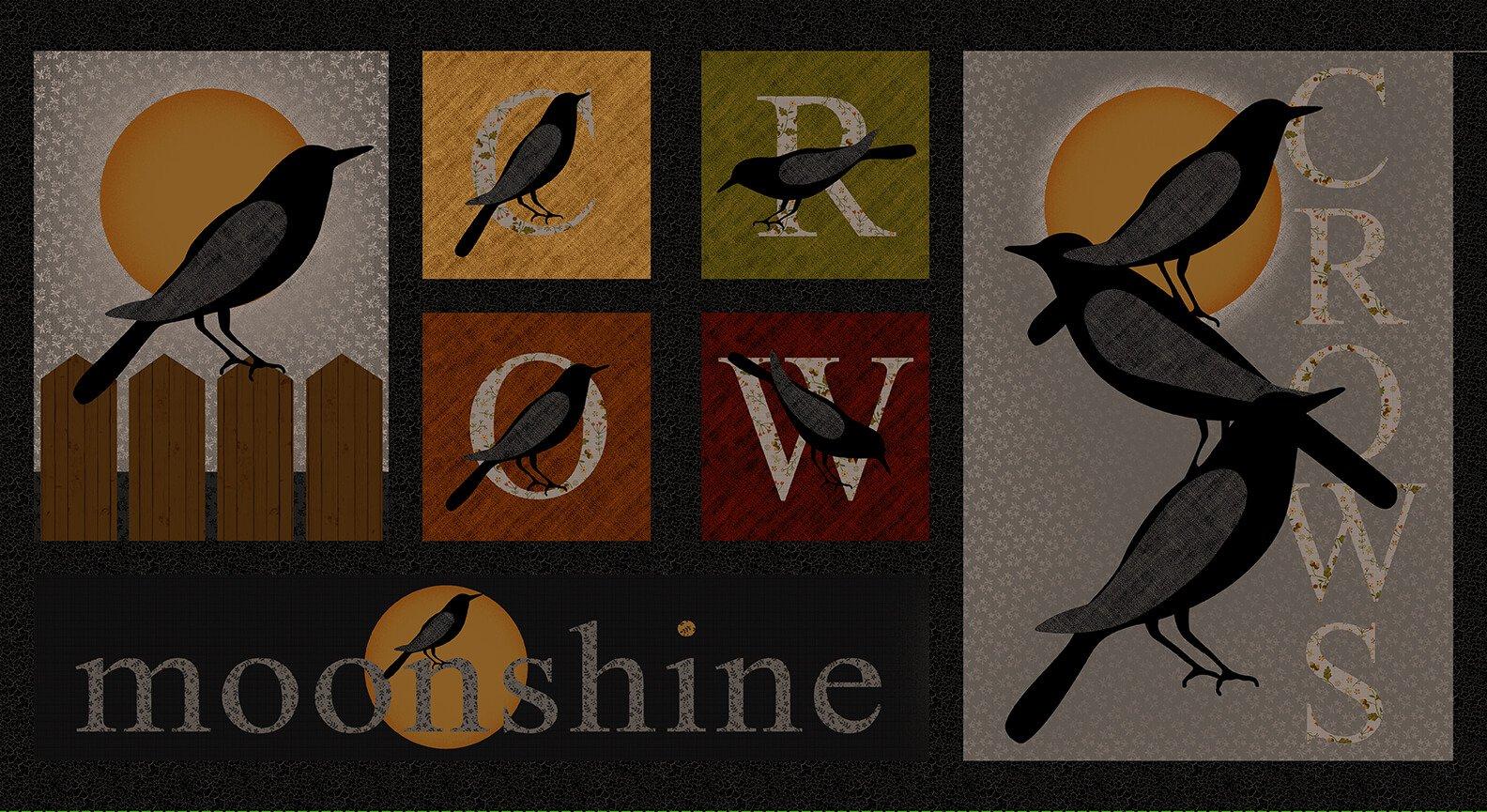 Moonshine 2527P-99 Black