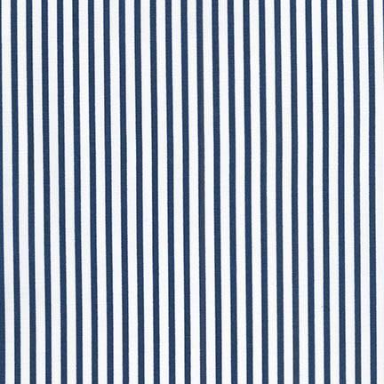 Petite Basics Navy Stripe
