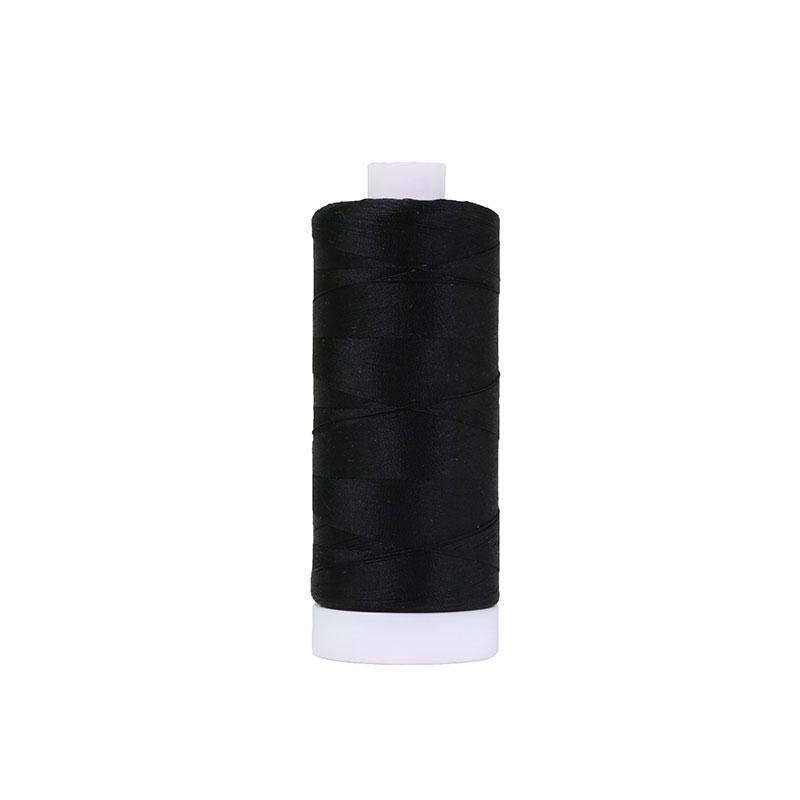 Pima Cotton Thread 50 wt Black