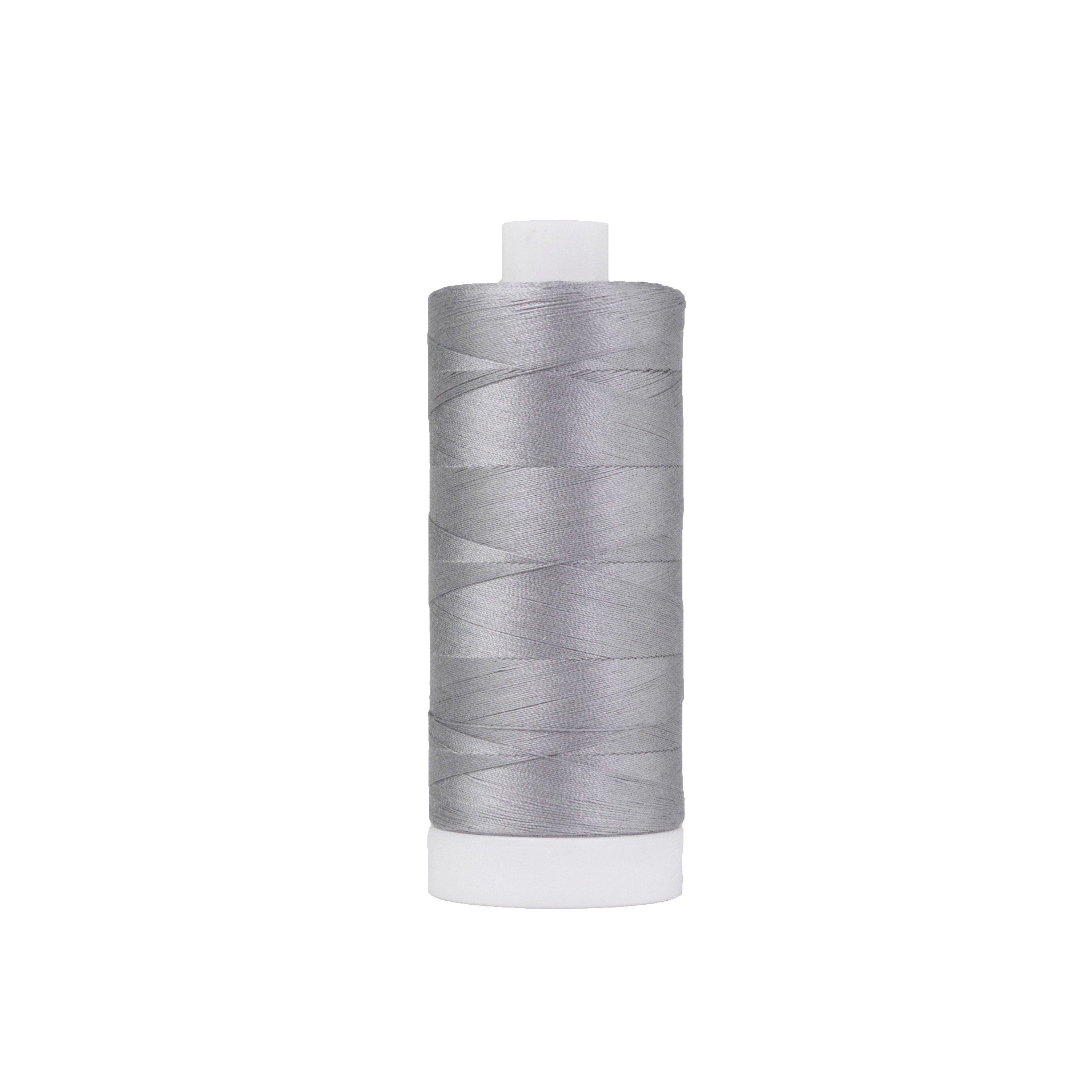 Pima Cotton Thread 50 wt Medium Gray