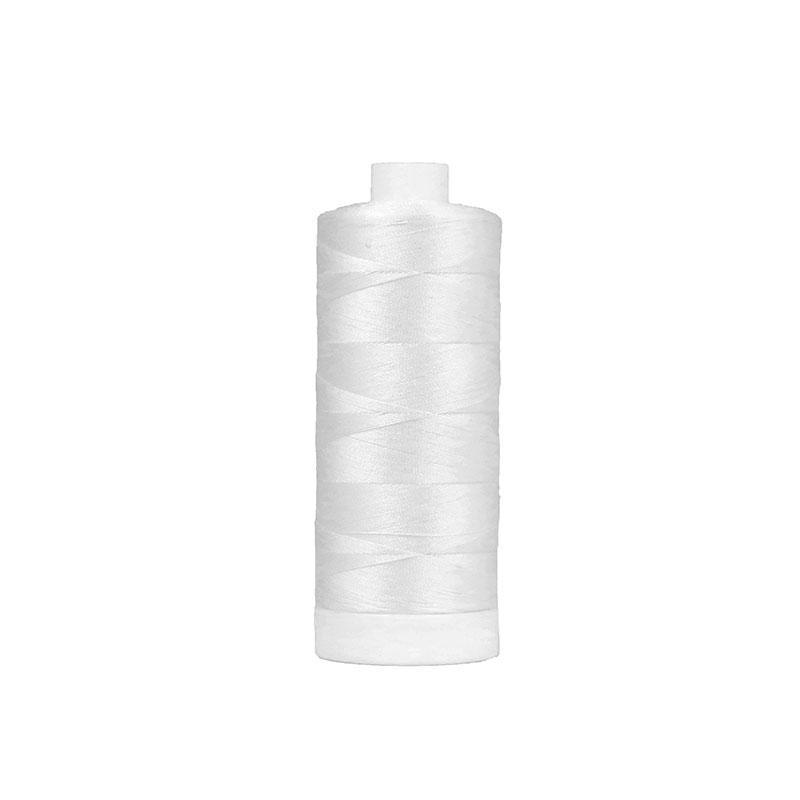 Pima Cotton Thread 50 wt Natural White