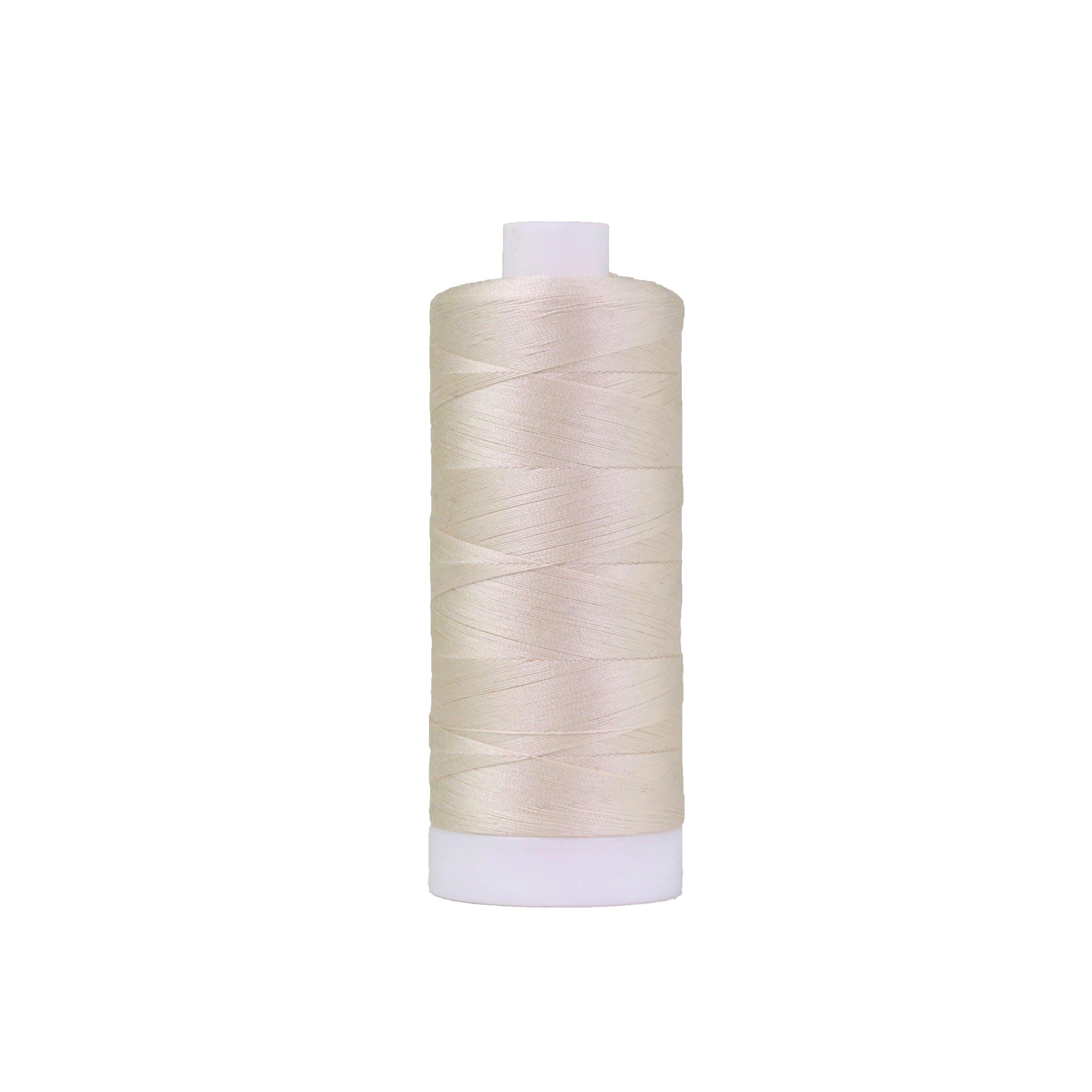 Pima Cotton Thread 50 wt Off White