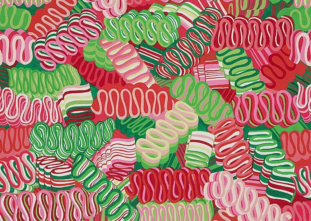 Ribbon Candy - Wintergreen