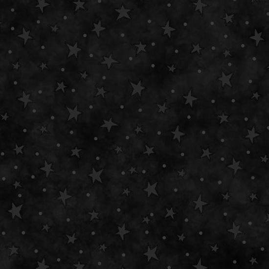 Starry Basics Black