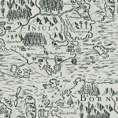 Boscage Borneo Imprint