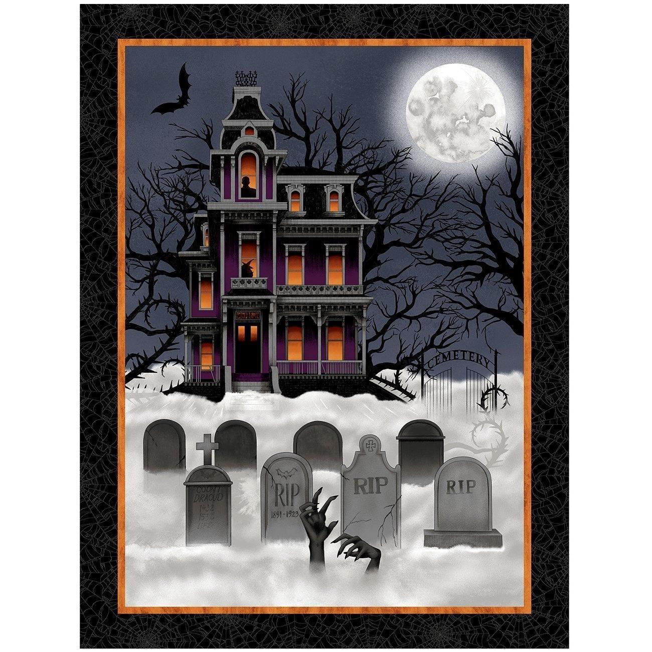 Spooky Night - 36 Spooky Night Panel