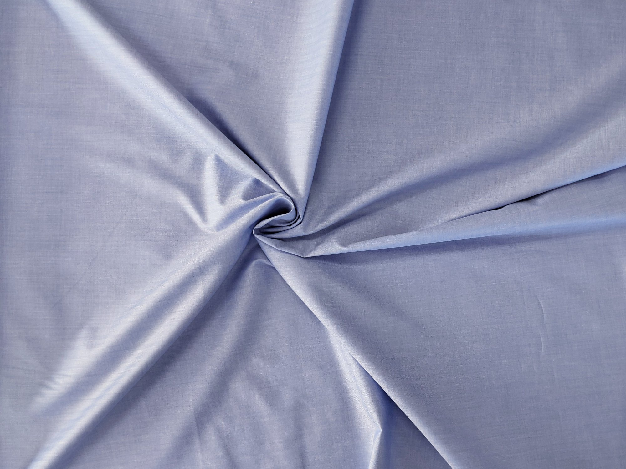 HMS Cotton Shirting - Blue