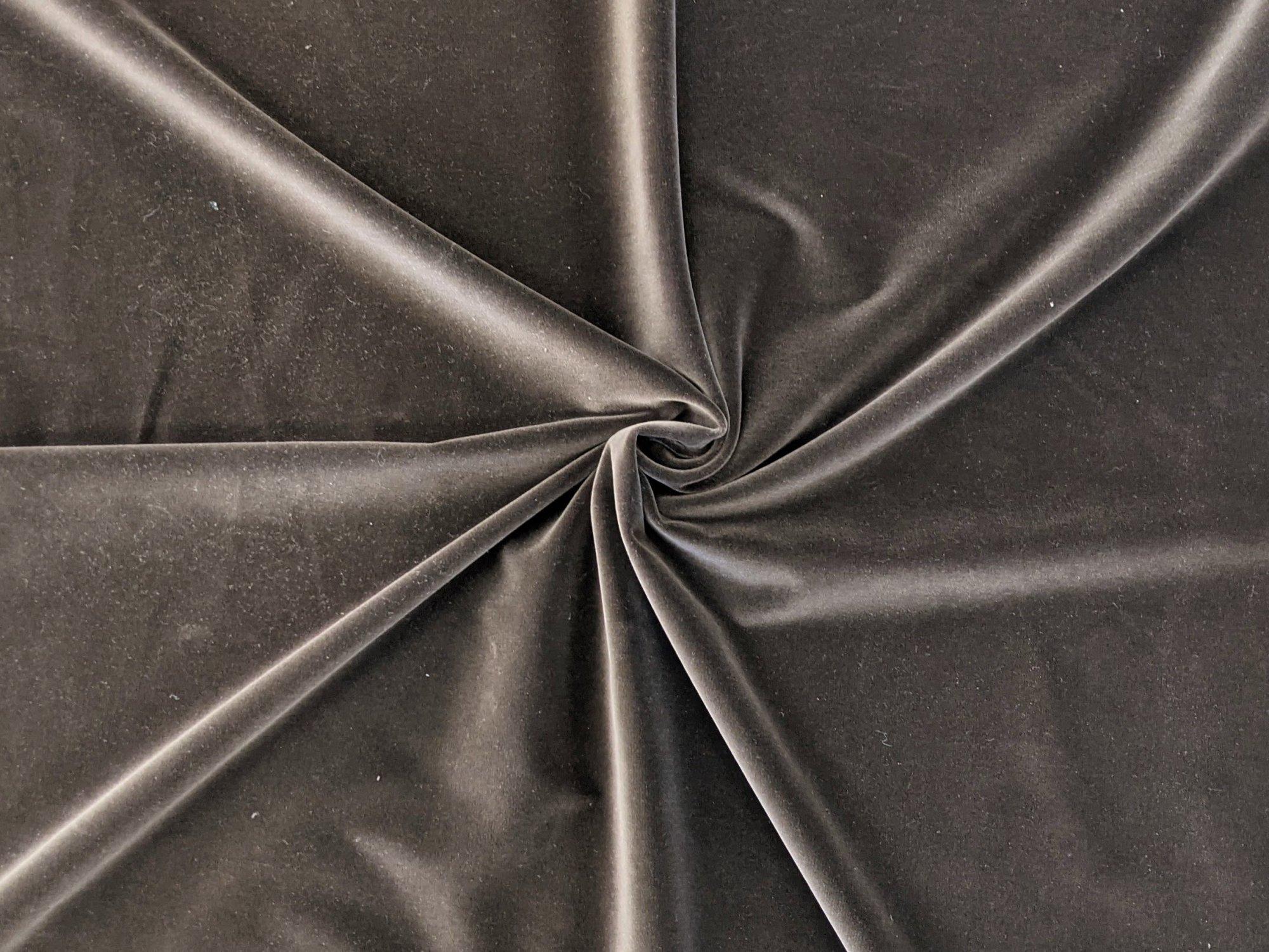 Cotton Stretch Velvet