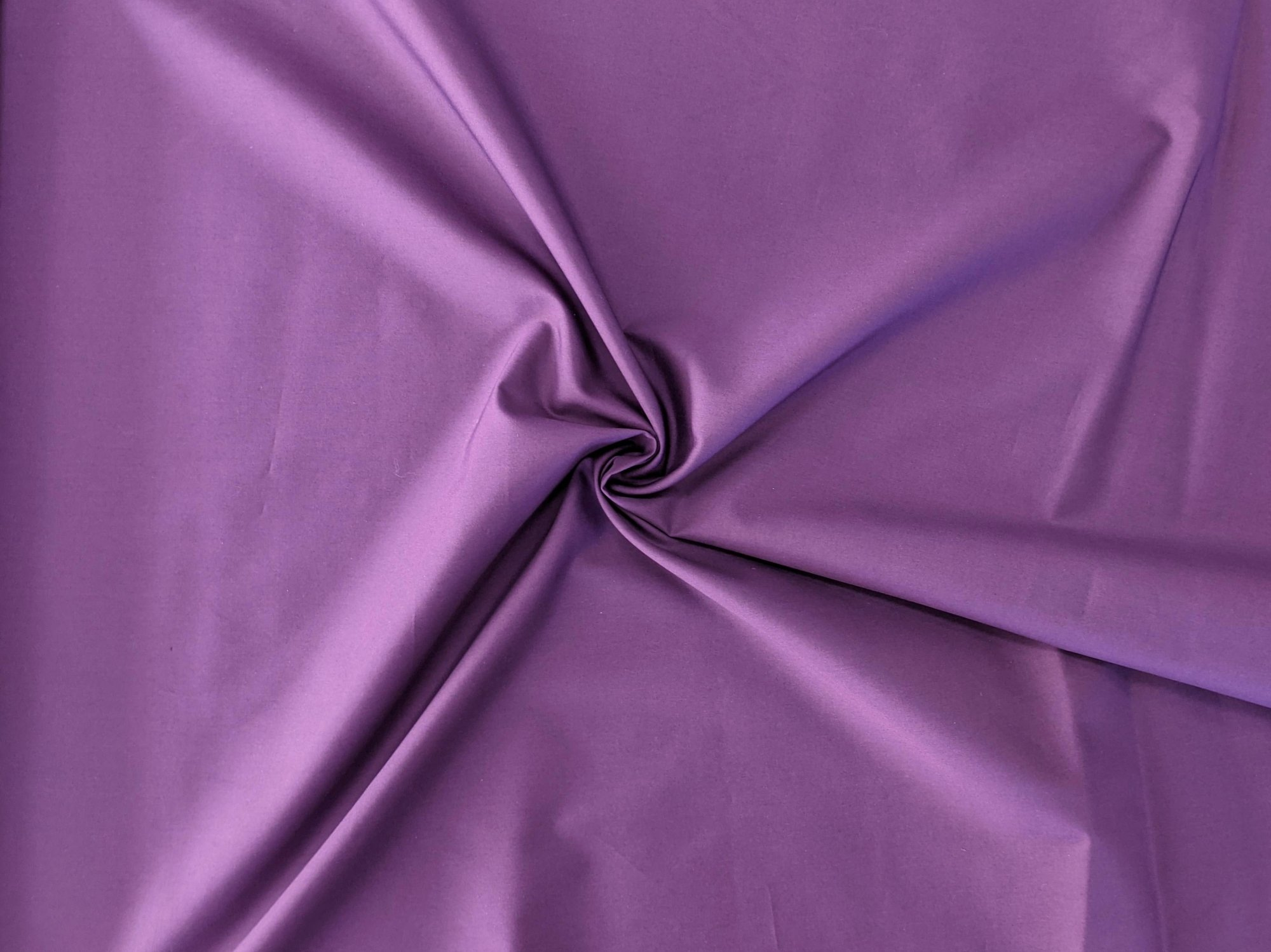Cotton Shirting - Purple