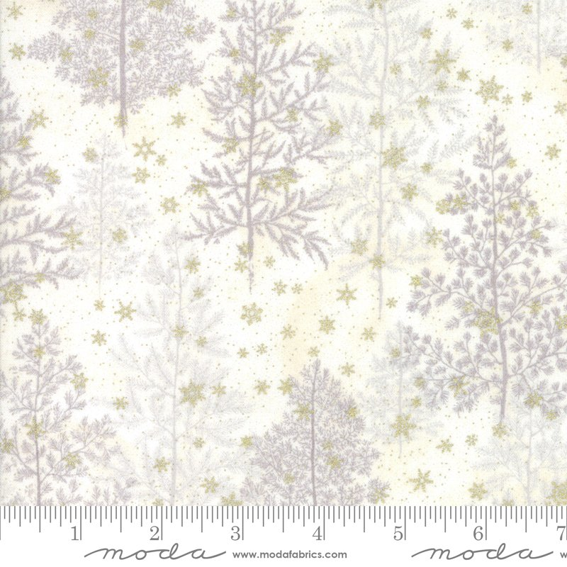 Forest Frost Glitter - Snow