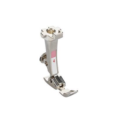 #4 Zipper foot