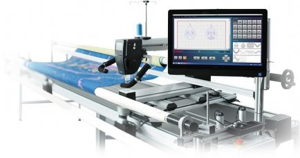 Q-matic BERNINA Q 24 Longarm | Modern Domestic