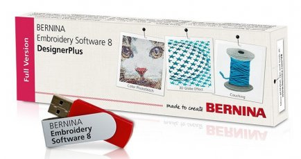 V8 Embroidery Software BERNINA | Studio BERNINA