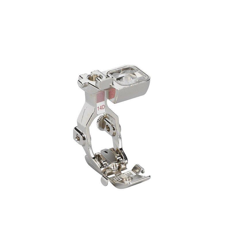 #14D Zipper Foot w/ Guide