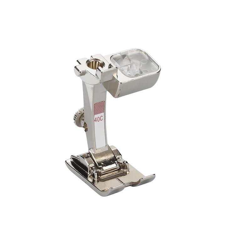 #40C Sideways-motion foot 9mm